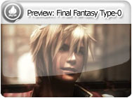 PSP-Preview: Final Fantasy Type-0