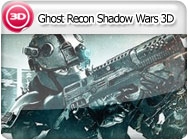 3DS: Tom Clancy's Ghost Recon Shadow Wars 3D