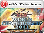NDS: Yu-Gi-Oh! 5D's World Championship 2011: Over the Nexus