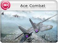 3DS: Ace Combat: Assault Horizon Legacy