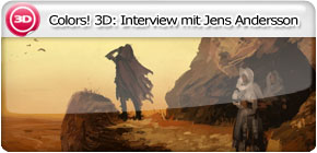 Colors! 3D: Interview mit Jens Andersson