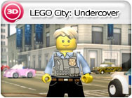 3DS: LEGO City: Undercover - The Chase Begins