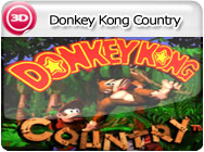 3DS: Donkey Kong Country