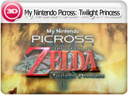 3DS: My Nintendo Picross: Twilight Princess