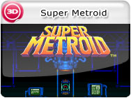 3DS: Super Metroid