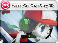 3DS-Hands-On: Cave Story 3D