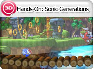 3DS-Hands-On: Sonic Generations