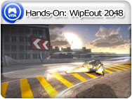PSV-Hands-On: WipEout 2048