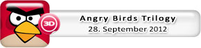 Angry Birds Trilogy (28. September)