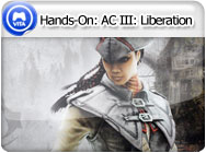 PSVita-Hands-On: Assassin's Creed III: Liberation