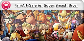 Fan-Art-Galerie: Super Smash Bros.