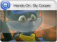 PSVita-Hands-On: Sly Cooper: Thieves in Time