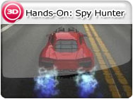 3DS-Hands-On: Spy Hunter