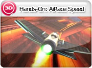 3DS-Hands-On: AiRace Speed