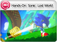 3DS-Hands-On: Sonic: Lost World