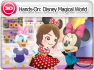 3DS-Hands-On: Disney Magical World