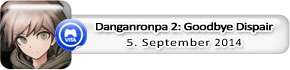 Danganronpa 2: Goodbye Dispair (5. September)