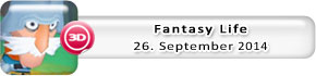 Fantasy Life (26. September)
