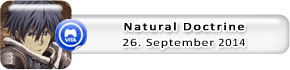 Natural Doctrine (26. September)