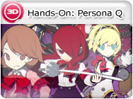 3DS-Hands-On: Persona Q