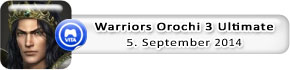 Warriors Orochi 3 Ultimate (5. September)