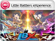 3DS: Little Battlers eXperience