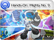 PSVita-Hands-On: Mighty No. 9