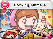 3DS: Cooking Mama 4