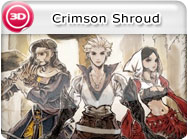 3DS: Crimson Shroud
