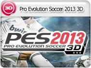3DS: Pro Evolution Soccer 2013 3D