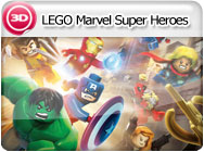 3DS: LEGO Marvel Super Heroes