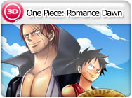 3DS: One Piece: Romance Dawn