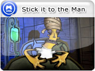 PSVita: Stick it to the Man