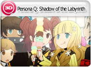 3DS: Persona Q: Shadow of the Labyrinth
