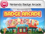 3DS: Nintendo Badge Arcade