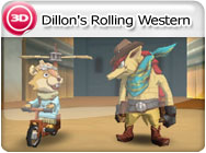 3DS: Dillon's Rolling Western