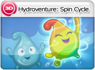 3DS: Hydroventure: Spin Cycle