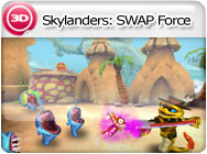 3DS: Skylanders: SWAP Force