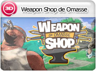 3DS: Weapon Shop de Omasse