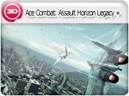 3DS: Ace Combat: Assault Horizon Legacy +