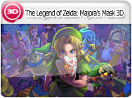 3DS: The Legend of Zelda: Majora's Mask 3D