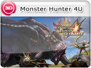 3DS: Monster Hunter 4U