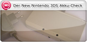Hardware: Der New Nintendo 3DS Akku-Check