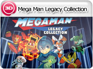 3DS: Mega Man Legacy Collection