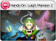 3DS-Hands-On: Luigi's Mansion 2