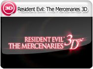 3DS: Resident Evil: The Mercenaries 3D