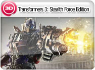 3DS: Transformers 3: Stealth Force Edition