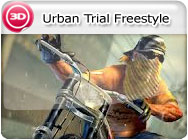 3DS: Urban Trial Freestyle