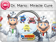 3DS: Dr. Mario: Miracle Cure