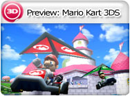 3DS-Preview: Mario Kart 3DS
